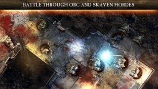 Warhammer Quest - iPhone / iPad GamePlay
