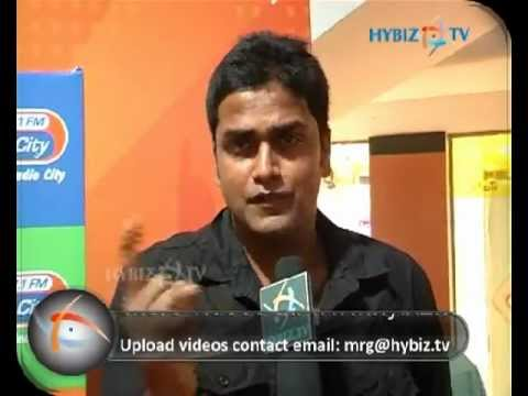 RJ Shashi, RJ Hun, Radio City, Hyderabad - hybiz.tv