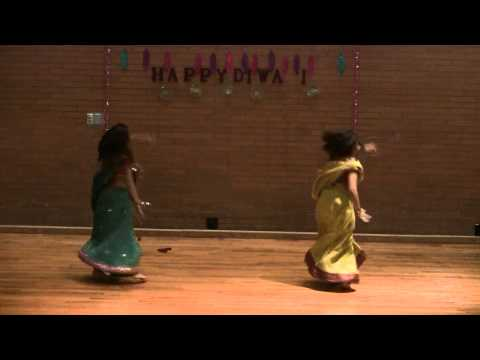 Forest Ridge Diwali 2013 - Nagada Sung Dhol Baaje video