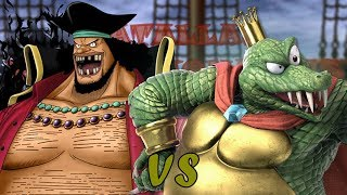 King K. Rool VS Blackbeard l Batallas Revolucionarias Rap l T FInal l TWS ft. Fiyer Rap