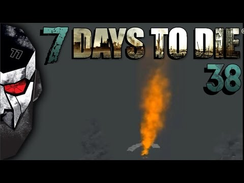 7 Days to Die Mindcrack Season 2 - Race to Supply Drop!  - E38 | Docm77