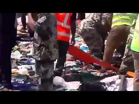 Hajj Stampede Tolls Over 300 Lives   Part 2   Breaking News Video   Manorama Online