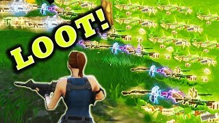 Fortnite Funny and WTF Moments (CRAZY LOOT!) (Battle Royale)