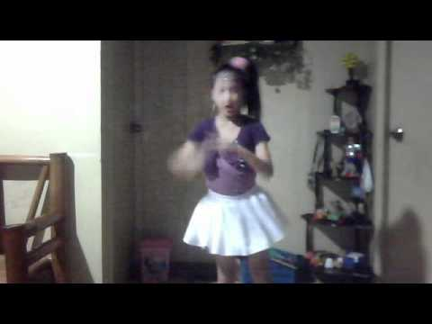 Louder by Charice Pempenco {Cover Dance Version} 7yrs.old Filipina young girl