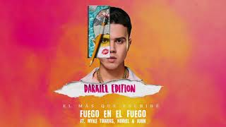 Darkiel Ft. Myke Towers, Noriel, Juhn - Fuego En El Fuego Remix