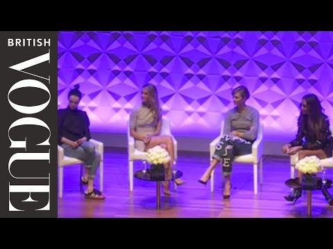 What s It Really Like To Be A Model? | Vogue Festival 2014