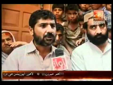 Lyari Uzair Jan Baloch Interview 05.05.2012