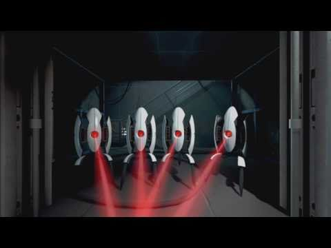 Portal 2 End Turret Orchestra/Song/Opera Ft. King Turret!