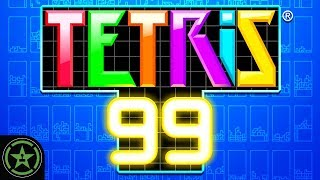 TETRIS 99 IS A BULLY! - Tetris 99 | Let's Play