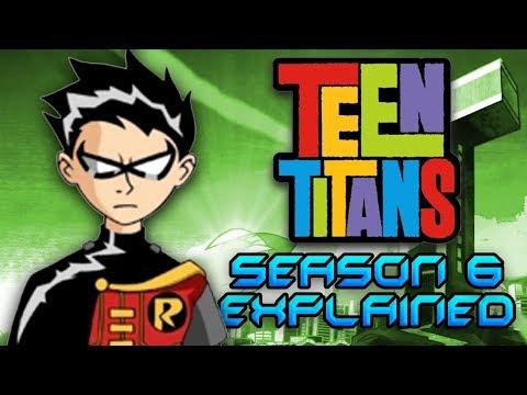 Teen Titans Season 6 EXPLAINED! Rumors & Speculation
