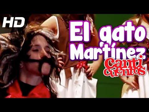 Musicreando Presenta Canticuentos El Gato Martinez Capitulo 6