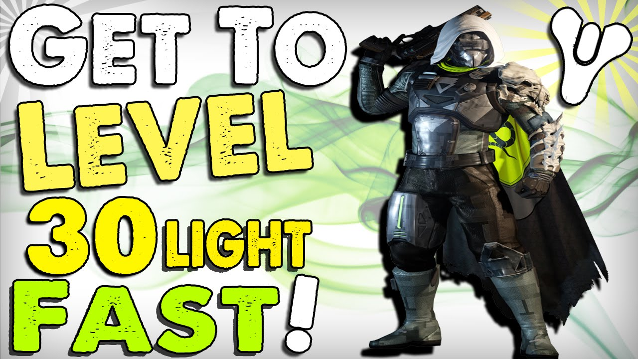 Destiny how to get to level 30 27 strange coins per week
