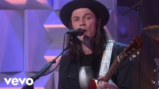 James Bay - Hold Back The River (Live On Ellen)