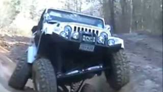 jeep con suspencion