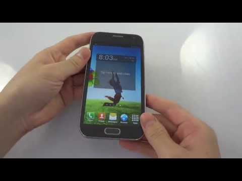 Samsung Galaxy S4? HDC Galaxy S4 2GB RAM QUAD CORE Openning BOX REVIEWS