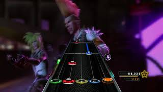 Guitar Hero 5 The Rock Show Expert Guitar 100% FC (241089)