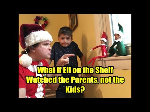 What would happen if the Elf on the Shelf watched the parents, not the kids? Find out as Evan's Elf brings a friend to watch his dad, who has been naughty lately! Jingle Bells 7 by Kevin...