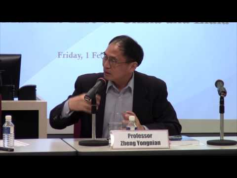 Constructing the Indo-Pacific Region : The Maritime Rise of China and India - Part 1 (1 Feb 2013)