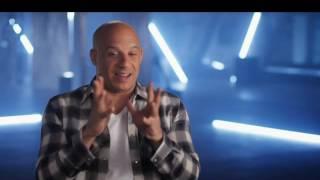 XXX: The Return of Xander Cage || Vin Diesel SoundByte || SocialNews.XYZ
