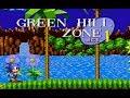 Sonic The Hedgehog Ёж Соник 1991 Часть 1 Зелёные Холмы mp3