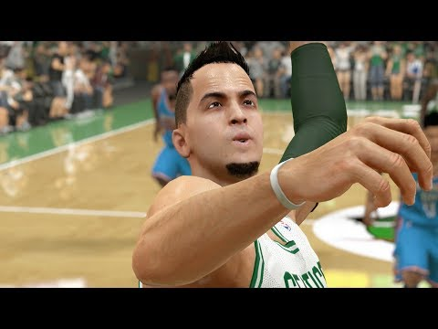 NBA 2k14 My Career PS4 - Nasty Injury Ep.23