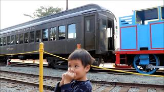Day out with Thomas and friends engine trains for kids toys