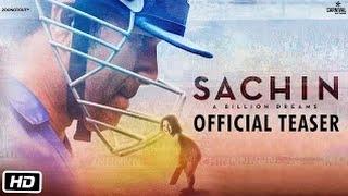 Must Watch!!!! Sachin A Billion Dreams | Official Teaser | Sachin Tendulkar | HD Video