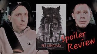 Pet Sematary (2019) Spoiler Review