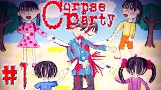THE BEST KIND OF LOVE ~ Corpse Party - Chapter 1 End. Game ...