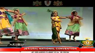 JET Convention Orlando FL May 2014 - Mana Acharyude Song