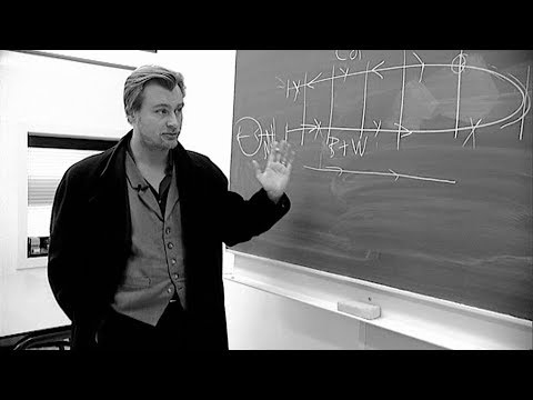18-MINUTE ANALYSIS W/ CHRISTOPHER NOLAN ON STORY & CONSTRUCTION OF 'MEMENTO'