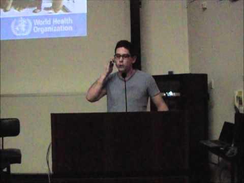 WHO/UN Volunteering:  Dr Josh Vogel