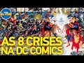AS 8 CRISES NA DC COMICS mp3