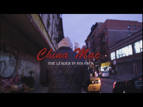 """China Mac """"The Leader in his Pack"""""""