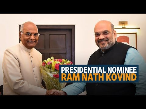 Ram Nath Kovind: A lawyer and BJP's Dalit face from Uttar Pradesh
