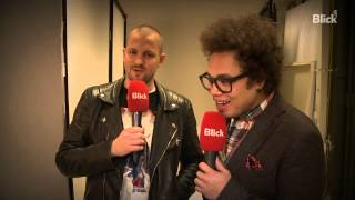 «The Voice of Switzerland»: Stress vs. Marc Sway