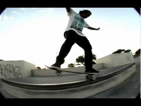 Minute at Mornington Skatepark
