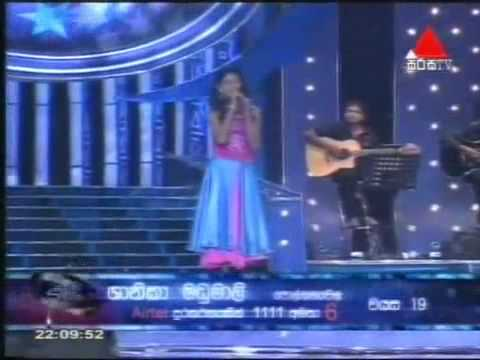 Shanika Madhumali -  Sathyai Obe Dharshane - Sirasa Super Star Season 03 - 2009-11-29 video