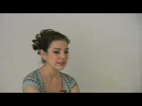 Nude Model Valerie Whitaker Interview video