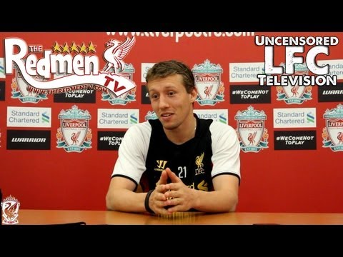 Lucas Leiva Interview PART ONE (Redmen TV Exclusive)