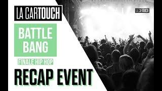 LA CARTOUCH // Battle BANG 2018 / Finale Hip-Hop / Junior «Junius» Green vs Amir Mugiwara