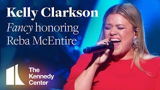 "Kelly Clarkson - ""Fancy"" honoring Reba McEntire 