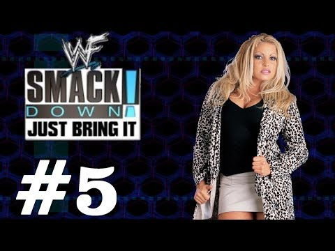 WWF Smackdown! Just Bring it: Story Mode #5 Trish Stratus thumbnail