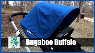 BG Review: Bugaboo Buffalo All Terrain Stroller for Baby