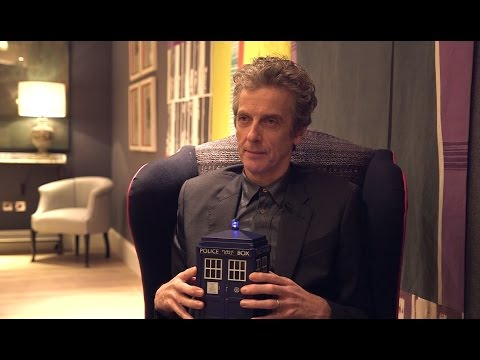 Peter Capaldi: Questions from the TARDIS Tin - DVD Launch Q&A - Doctor Who