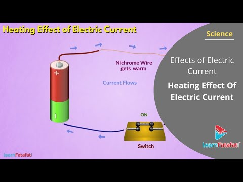 Standard 10 Science Chapter 4 The Electric Spark | Heating Effect Of Electric Current thumbnail
