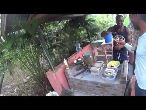 Jamaica: Beautiful scenery, Ital food, Mountain life. Part 2