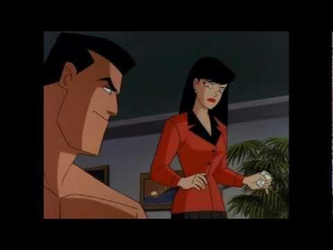 Bruce Wayne/Lois Lane scenes