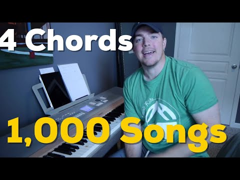 Piano riptard 4 chords piano : How to play axis of awesome 4 chords accords song on piano ...
