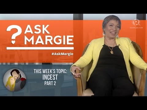 #askmargie: Incest Part 2 video